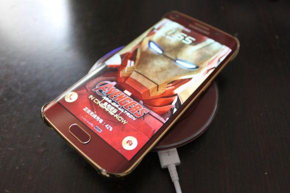 三星s6 edge钢铁侠限量版竞拍56万天价图片