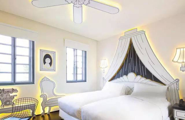 卧室墙背景家居起居室设计尺寸卧室装修现代装修600_389图标字体设计房间图片