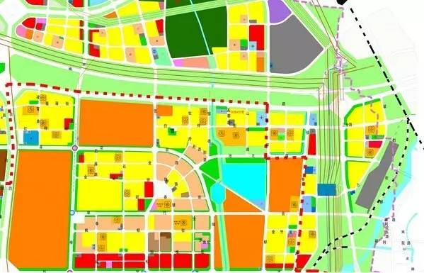 南阳市区主要道路地图