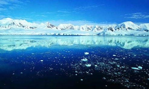 震惊!2040年北极冰层或将全部消失NASA支持