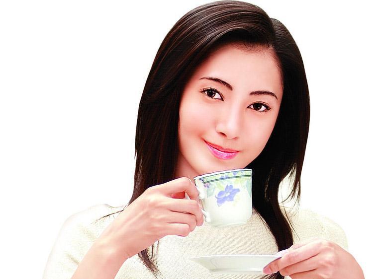 夏颖说茶:白领瘦脸喝茶v白领-微信都市平线雕鼻多久可打公众针图片