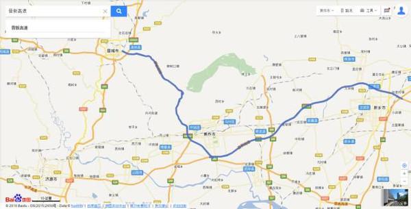 自驾必看 中国高速公路一览