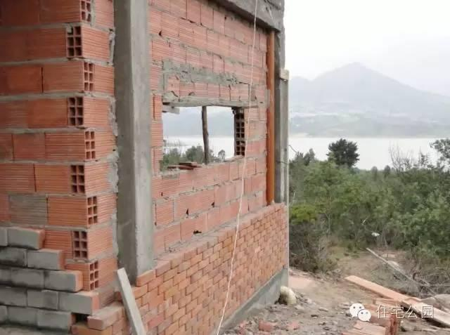 框架结构墙不受力,一般用空心装填充