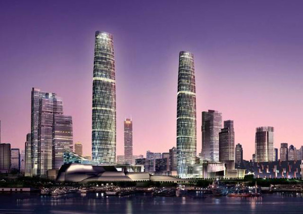 温江珠江新城规划图