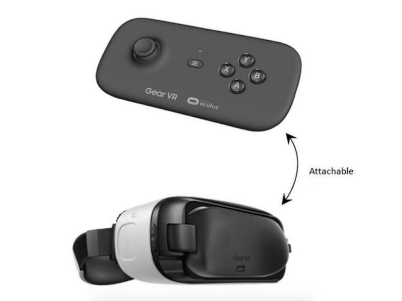 Gear VR 需要手柄?有手柄吗? AR资讯 第2张