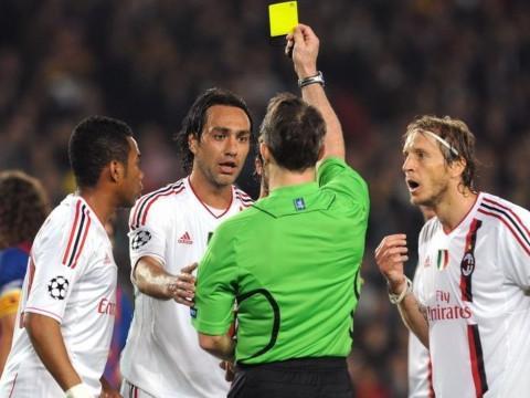 最通俗易懂的足球裁判规则(二) - 微信公众平台