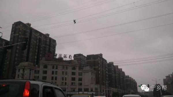 实拍宁乡街上停电的一天,给宁乡带来了多大的影响