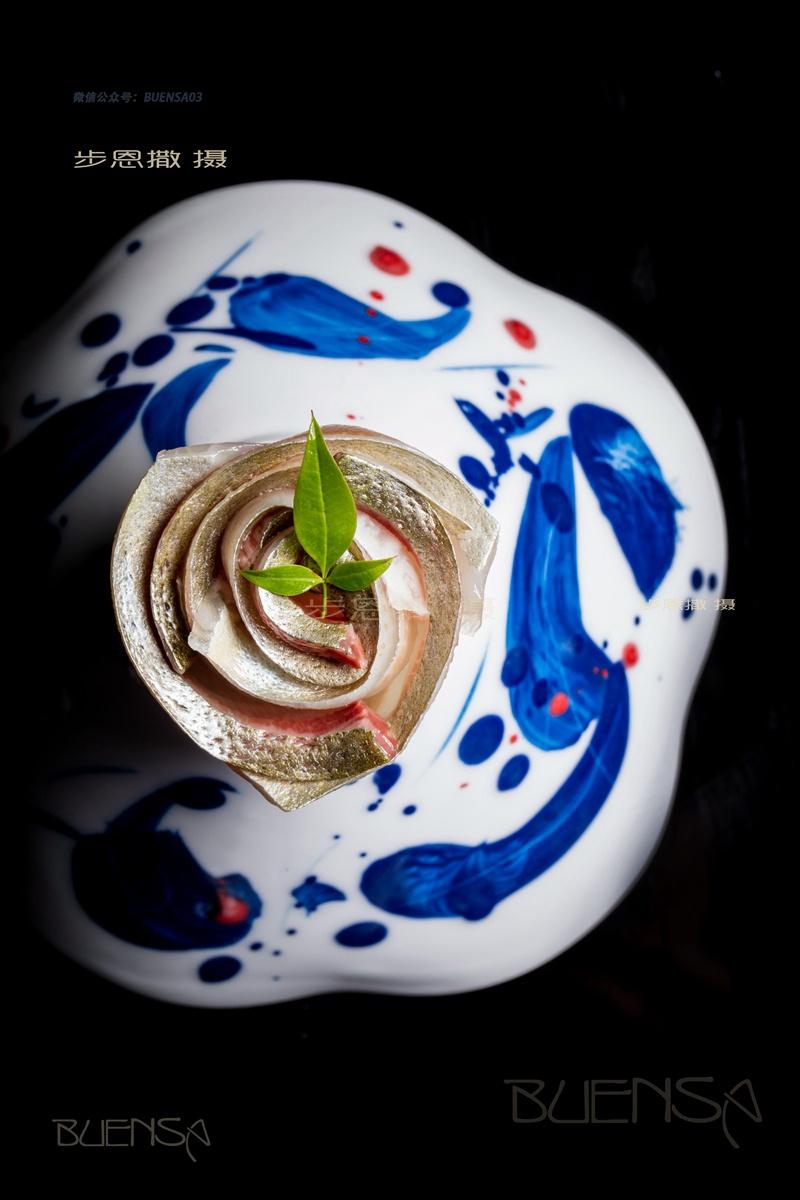 当美食变得艺术 - 步恩撒 - 步恩撒的博客