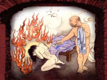 女仕淫杀置_不邪淫是说,世俗的男女,成家之后就要生儿育女.