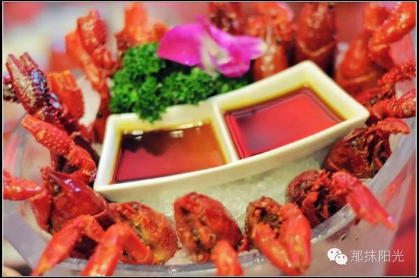 在西餐厅里吃小龙虾是什么感觉 7龙虾