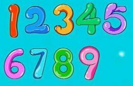 梦见一连串的数字