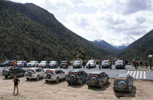 端午节西藏租车去丽江自驾旅游攻略成都2天自助游攻略图片