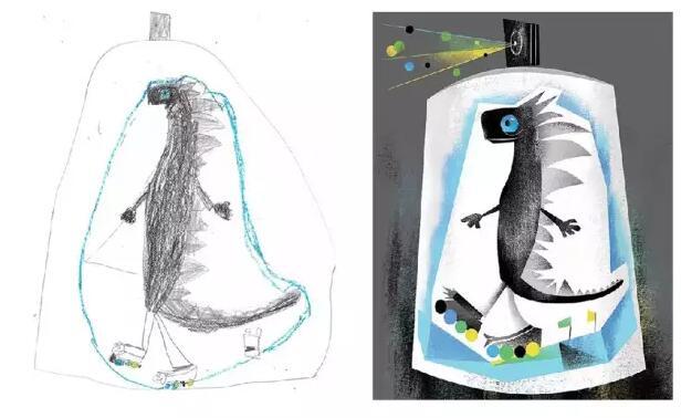 复活的科学怪人   凶猛的狼人   拐骗小孩的坏蛋   科幻片里面毁灭地球的机器人   爸爸妈妈用来吓唬我们的会抓小孩的怪物   一直都是心理阴影的恐龙
