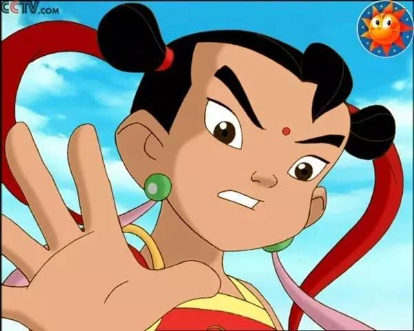 《少年英雄小哪吒》是动画片《哪吒传奇》的主题