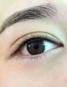 美瞳线为什么不上色? 半永久公开课 第2张