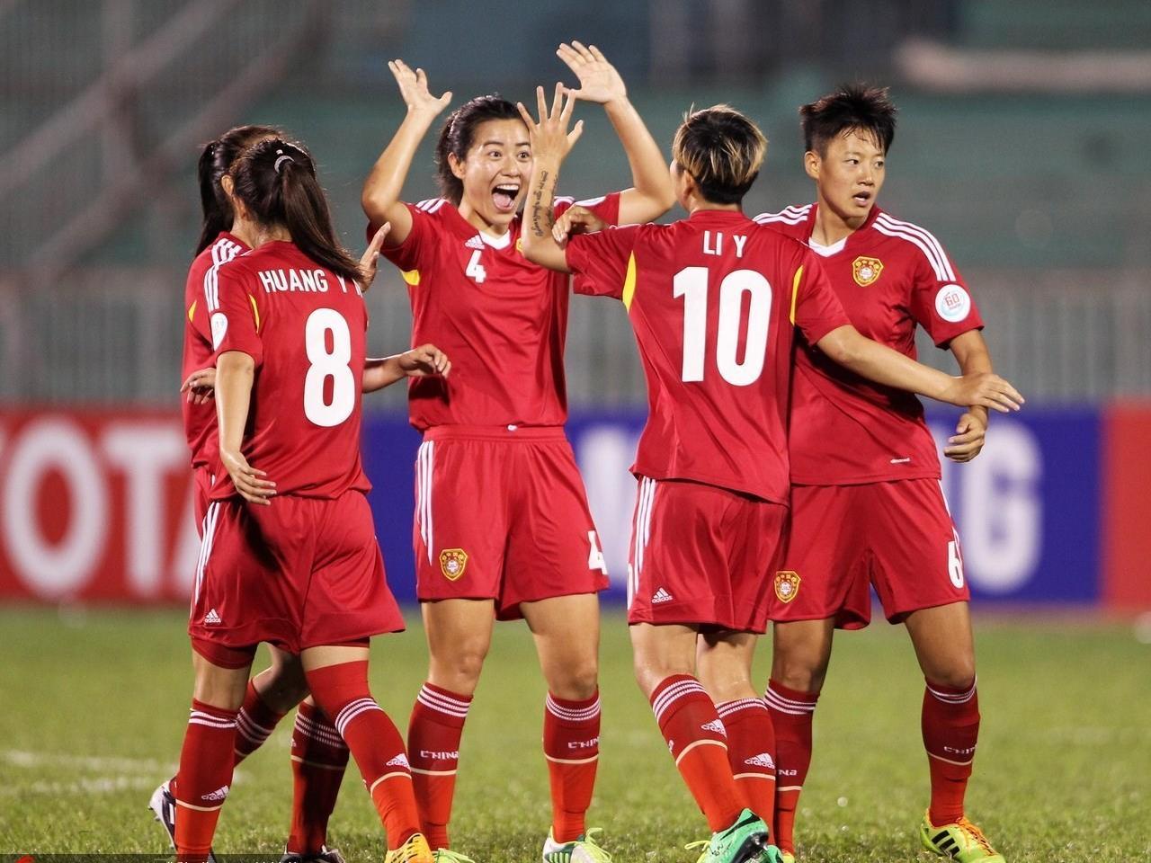 女足友谊赛:中国女足vs泰国女足视频直播地址