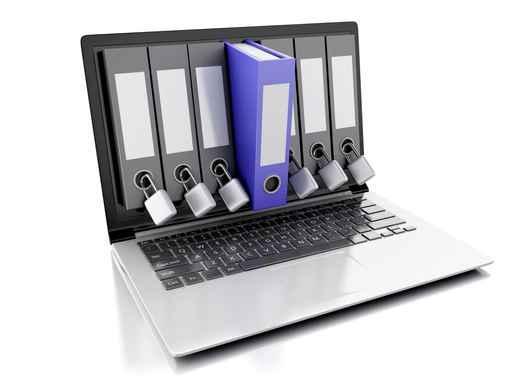 怎样给共享文件夹加密码? 文件夹加密共享 - 微