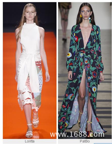 2017春夏女装设计流行趋势分析