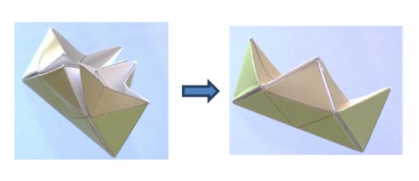 手工折纸步骤图解