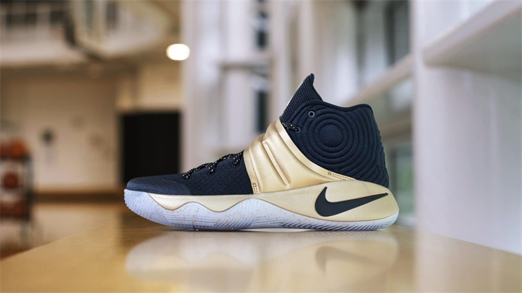 运动磁场:Nike Kyrie 2 FINALS 欧文二代全新配