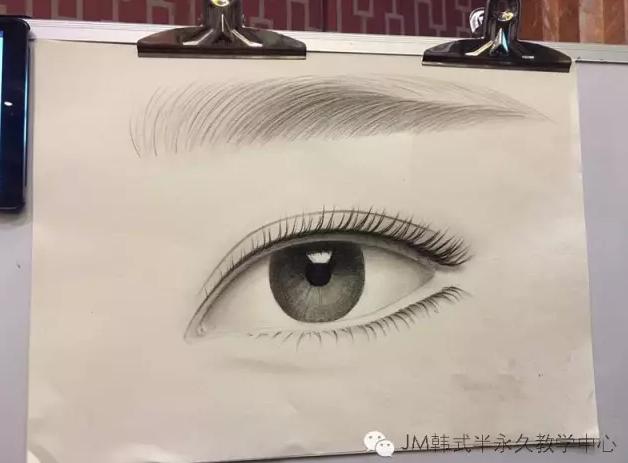 半永久老师手绘素描