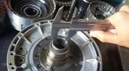 台式灶具阀体内部结构