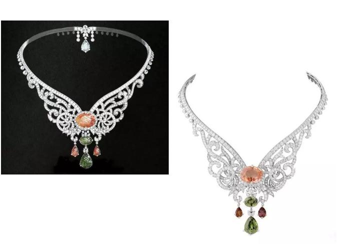 美轮美奂的珠宝设计手绘图