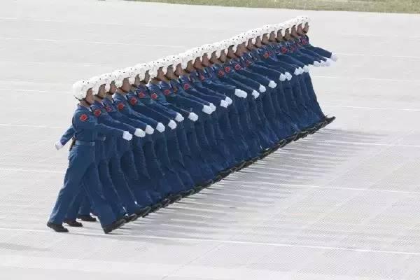 空军训练团体照