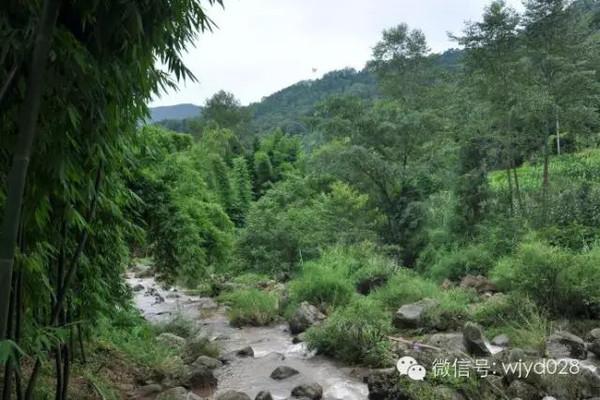 邛崃楠木溪,成都的世外桃源
