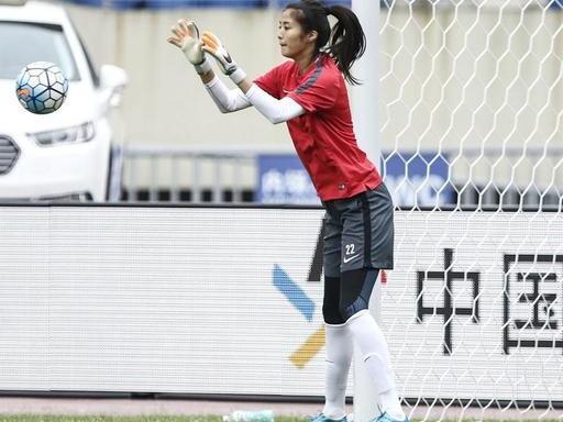 友谊赛:中国女足VS泰国女足视频直播 - 微信公