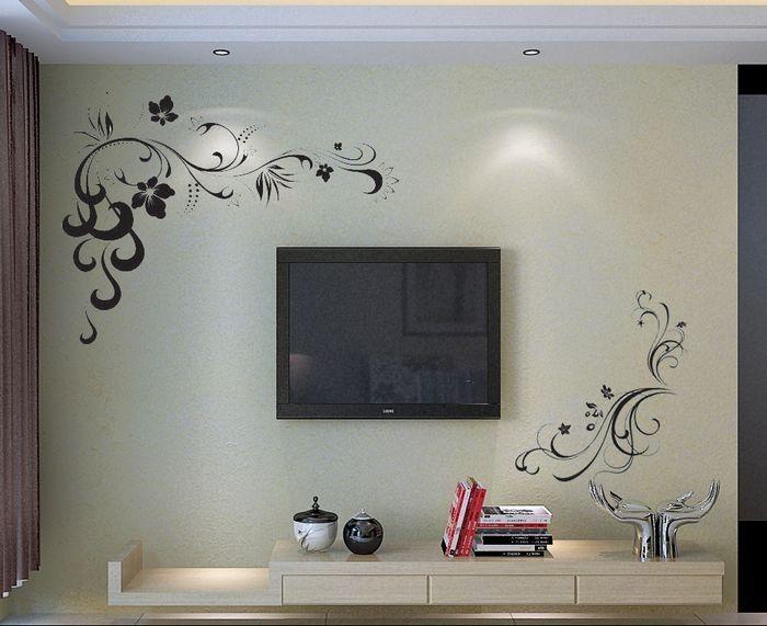 硅藻泥背景墙有哪些优势呢?图片