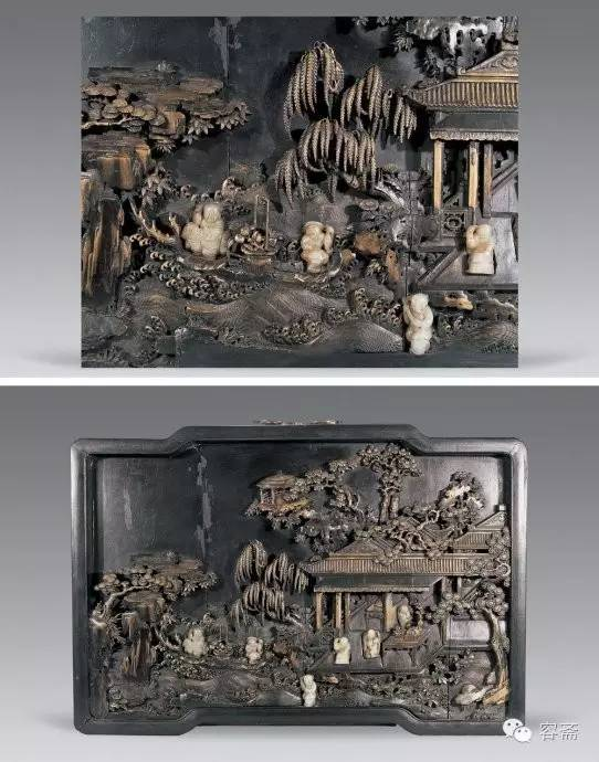 传统工艺 | 金碧辉煌的金漆木雕