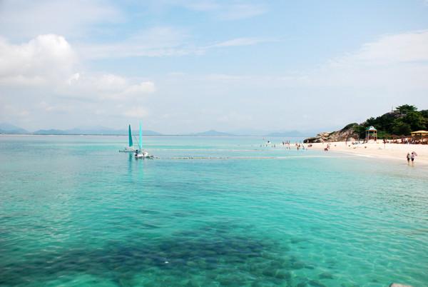 中国马尔代夫的情人岛