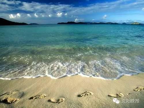 辽宁这些海滩人少!干净!迷人!此时最佳去处