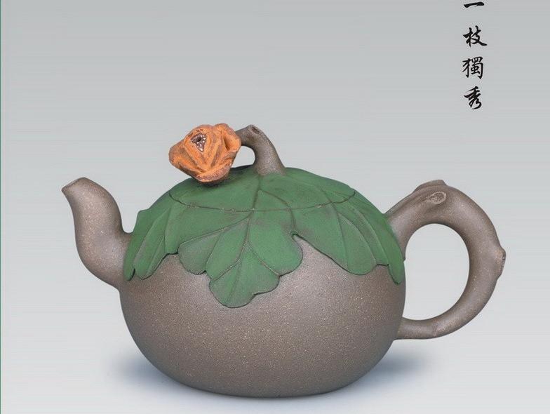 现于宜兴方圆公司紫艺阁-陶艺创意工作室精心设计茗壶精品.图片