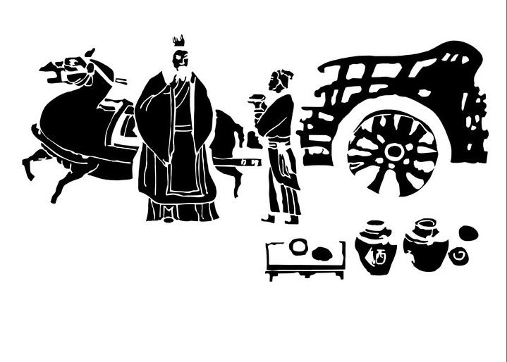 聊聊中国古代的马车