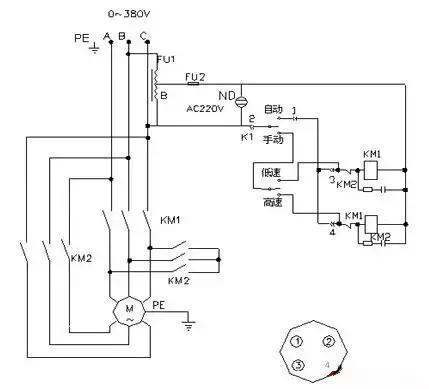 老电工教你快速学会如何看懂电气控制电路图!