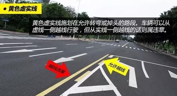 科目一里哪些交通标线不能压,你还记得吗
