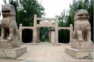 济南十大古石雕牌坊