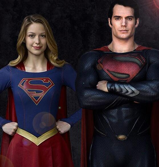 不再是第一季的各种暗示,各种形态的kal-el,而是实打实的超人/克拉克