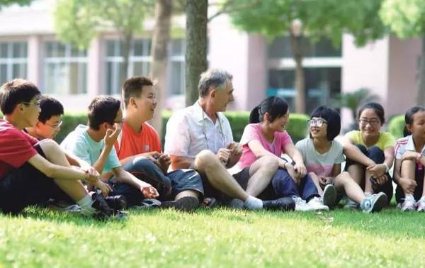 因为这个初中,杭州有所民办初中,头一回开v初中说功稿原因的课图片