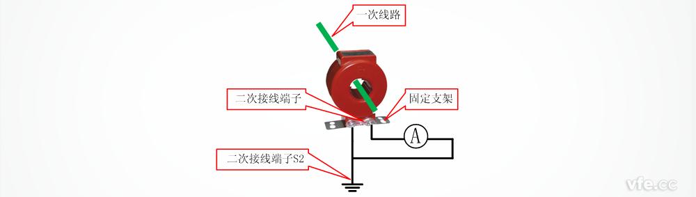 【涨知识】电流互感器的接线图