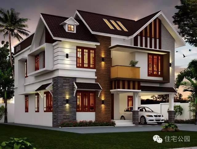12套新农村自建房户型