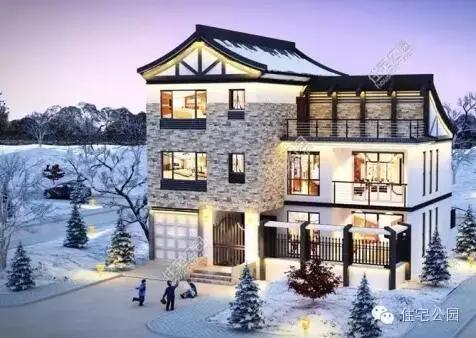 8x11米房屋设计图