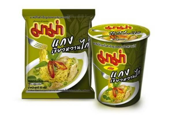 太适合当旅行礼物!8款连当地人都吃上瘾的泰国泡面图片