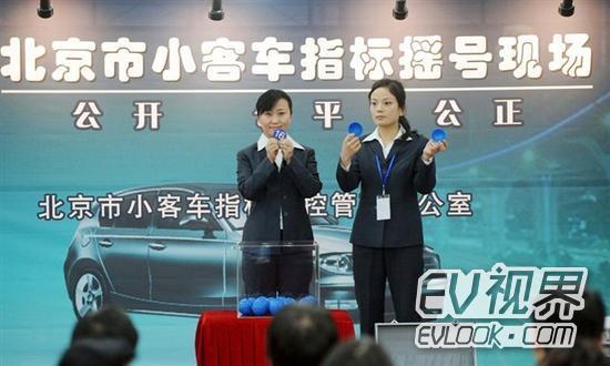北京6月17600個新能源汽車指標申請再創新高