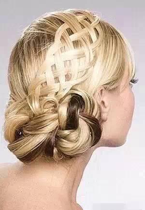 五款漂亮头发的编法,超美的!必须收藏起来图片