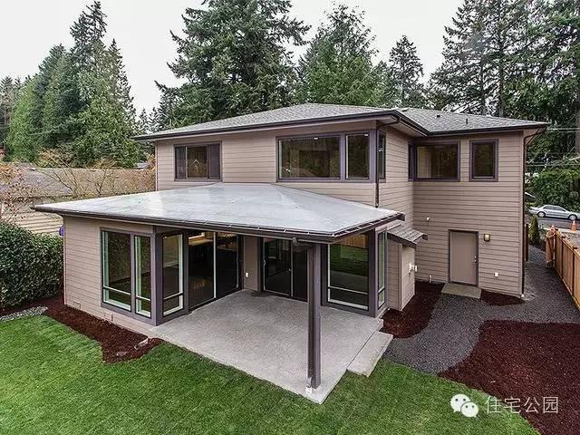 农村建房子 80后90后超爱的现代户型,就是这样图片