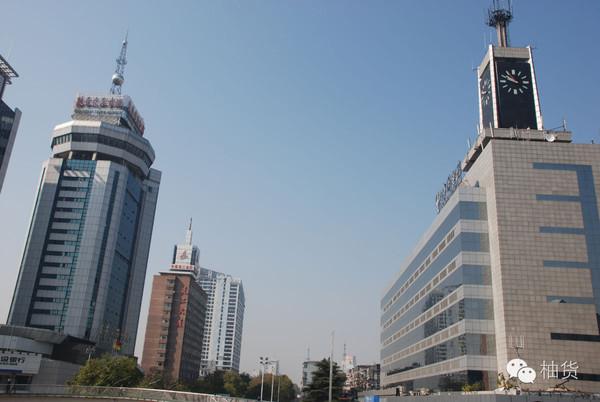 合肥徽州路口的大钟楼34年