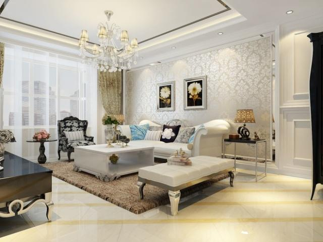 168平欧式新古典精品公寓